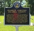 Image for Franklin Cemetery - Brewton, Alabama