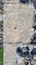 Image for Scratch Sundial - St George - St Cross South Elmham, Suffolk