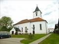 Image for TB 2802-1.0 Všeruby, kostel