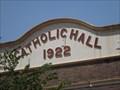 Image for 1922 - Catholic Hall, Maitland, NSW, Australia