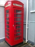 Image for Red Telephone Box, B4520, The Struet - Brecon, Powys