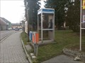 Image for Payphone / Telefonni automat - Tyrsovo nam., Milevsko, Czech Republic