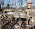 Image for Carter Cemetery - Busiek State Forest and Wildlife Area, Missouri