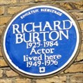 Image for Richard Burton - Hampstead, London, UK