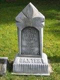Image for Sophia Baxter - Pioneer Cemetery - Salem, Oregon