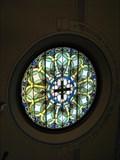 Image for Acworth Meetinghouse Stained Glass Windows - Acworth, New Hampshire
