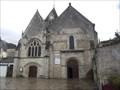 Image for L'église Saint-Symphorien - Azay-le-Rideau - Indre-et-Loire - France