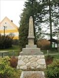 Image for World War Memorial - Drazic, Czech Republic