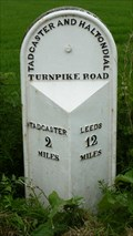 Image for Milestone - Leeds Road, Tadcaster, Yorkshire, UK.