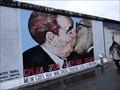 Image for MOST FAMOUS painting East Side Gallery - Berlin, Germany