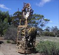 Image for In Memory of The Pioneers of Ongerup Sculpture - Ongerup, Western Australia, Australia