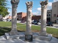 Image for Pettis County Courthouse Columns - Sedalia, Mo.