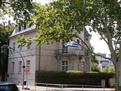 Generalkonsulat von Griechenland