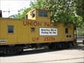 Image for Union Pacific #25256 -  Sacramento CA