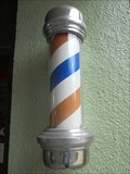 Image for Christine's Barber Shop Pole - Monticello, FL