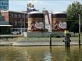 Image for Peanutbutter Jars/Pindakaaspotten Feyenoord, Rotterdam.