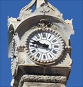 Image for Clock of the Administrative Tribunal - Toulon, France