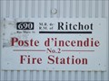 Image for M.R. de R.M. of Ritchot Poste d'incendie No.2 Fire Station