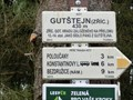 Image for Elevation Sign - Gutstejn.430m