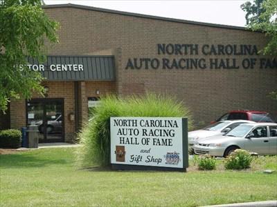 North Carolina Auto Racing on North Carolina Auto Racing Hall Of Fame   Motor Vehicle Museums On
