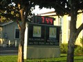 Image for Aldina Time and Temperature Sign - Watsonville, CA