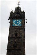 Image for Tollbooth Steeple Clock  - Glasgow, Scotland