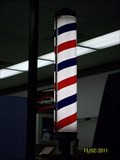 Image for Karl's Barber Shop Pole - Fort Wayne, IN