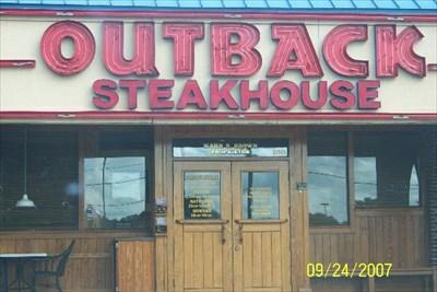 outback steakhouse brandon blvd brandon fl steakhouses on waymarking com outback steakhouse brandon blvd