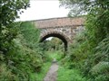 Image for 2nd Bridge North of Kirk Michael Station (MNR) - Michael, Isle of Man.