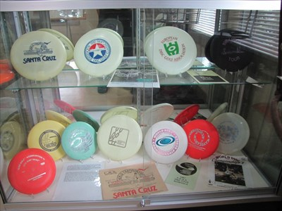 Santa Cruz Disc Display, IDGC, Appling, Georgia