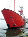 Image for Lightship 2000 - from space - Cardiff, Wales, Great Britain.[
