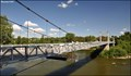 Image for Le Pont Suspendu de Saint-Symphorien / St. Symphorien Suspension Bridge (Tours, France)