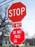 Image for Stop: Do Not Pass Go - Oak Lawn, IL
