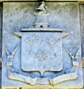 Image for Coat of Arms of the La Mothe family - Lezayre Churchyard - Churchtown, Isle of Man