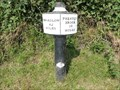 Image for Trent & Mersey Canal Milepost - Rudheath, UK