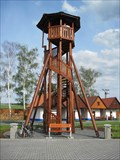 Image for Look-Out Tower, Campsite, Ostrozska Nova Ves, CZ