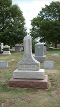 Image for First County Attorney of Oklahoma County - Fairlawn Cemetery - OKC, OK
