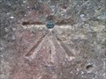 Image for Benchmark and rivet, St Mary - Usk, Monmouthshire