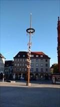 Image for Würzburg Marktplatz Maibaum
