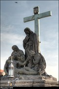 Image for Lamenting of Christ on Charles Bridge / Oplakávání Krista na Karlove moste (Prague)
