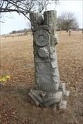 Image for Andrew C. Stidham - Hickory Cemetery - Hickory, OK