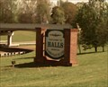 Image for Welcome Sign - Halls, TN
