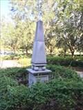 Image for Grand Stand Obelisk - Lake Buena Vista, FL
