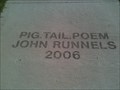 Image for Poems by John Runnels - Frisco, TX, US