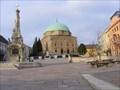 Image for Gazi Kaszim's mosque - Pécs, Hungary