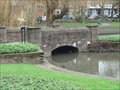 Image for The Flower Bed Bridge - Queens Park - Loughborough, Leicestershire