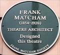 Image for Frank Matcham - Mare Street, London, UK