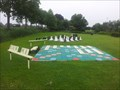 Image for Giant Scrabble and Chess boards - Ter Aar, the Netherlands