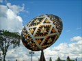Image for The World's Largest Easter Egg - Vegreville, Alberta