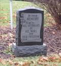 Image for Glenwood Cemetery stone - Port Dickinson, NY
